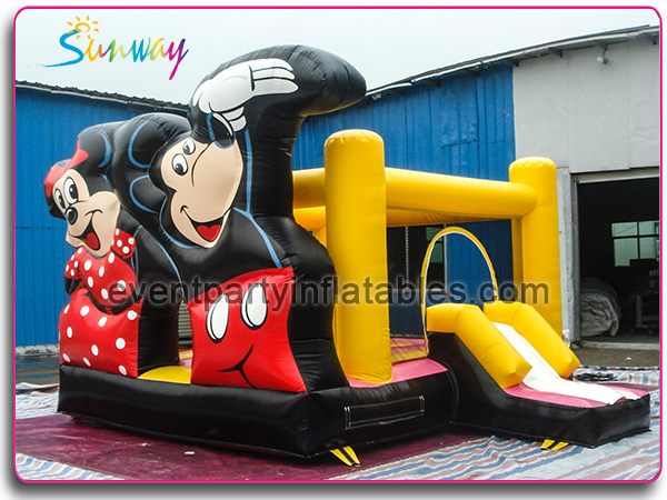 Micky and Minne combo bouncer SG-098