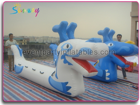 inflatable dragon game SWP-266
