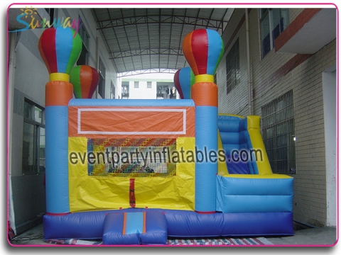 Infaltable balloon  combo bouncer SG-049