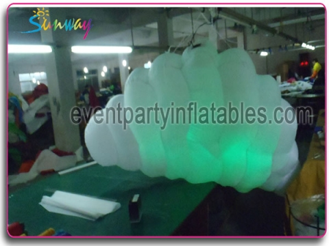 Inflatable LED cloud SCI-022
