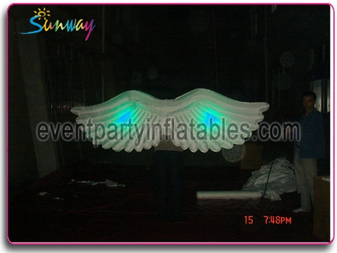 Inflatable LED wing SCI-050