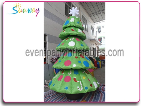 Inflatable christmas tree CH-008