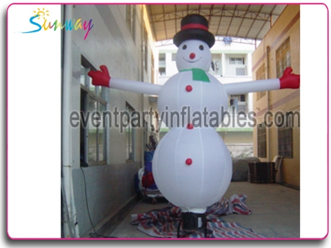 Inflatable christmas snowman CH-061