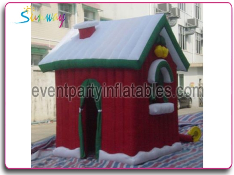 Inflatable christmas house CH-013