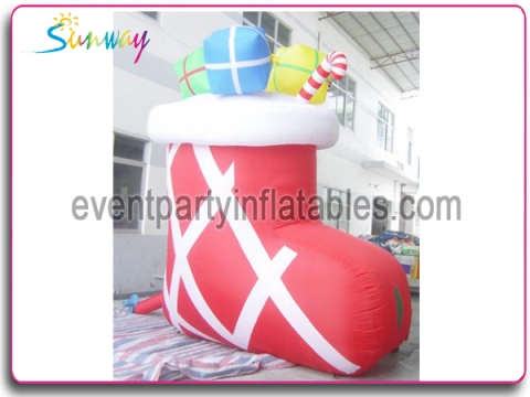 Inflatable christmas gift CH-012