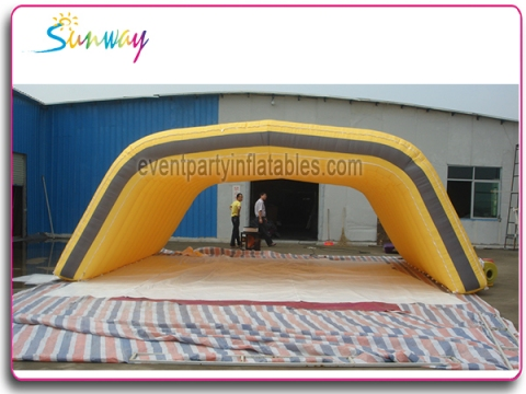 Inflatable air roof SI-099