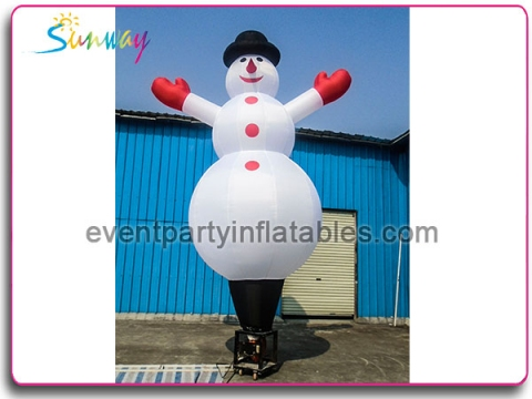 Snow man air dancer SD-217
