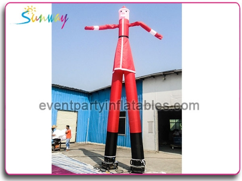 Two legs santa air dancer SD-216