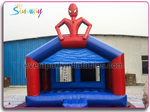 Spider man jumping bouncer SB-345
